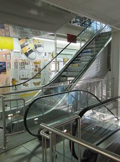 Эскалаторы CANNY